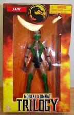 Jade Mortal Kombat Trilogy Toy Island 1998 Figure  041321DBT3