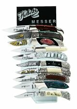 Herbertz Messerständer Messerhalter 10 Messer Ständer Taschenmesser 3087