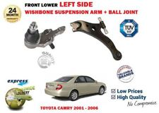 FOR TOYOTA CAMRY 2001-->  FRONT LOWER LEFT SUSPENSION WISHBONE ARM + BALL JOINT