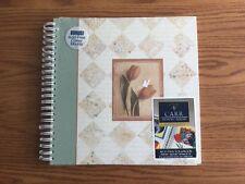 New! Carr Memory Albums Acid Free Scrapbook 60 pg 12x12 Photo Safe Bonus Corners