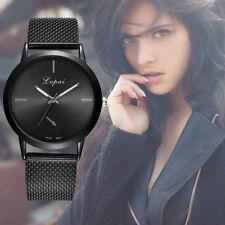 Womens Ladies Fashion Silicone Strap Band Watch Analog Quartz Wrist Watches