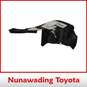 Genuine Toyota Left Hand Rear Bumper Side Seal for Echo 3D/5D NCP10 1999-2005