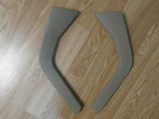 BMW Z3 ///M Roadster Coupe Front Center Console Side Trim Pair Beige