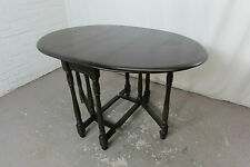 Ercol Oak Oval Kitchen & Dining Tables