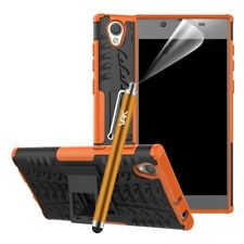Sony Xperia L1 Case, Heavy Duty Armour Tough ShockProof Hard Back Case Cover
