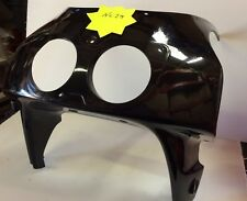 HONDA NC 29 TOP FAIRING IN BLACK