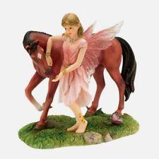 Wunderschöne Elfe Fairy mit Pferd *Sharing* von Faerie Glen