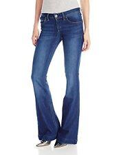 DL196 Joy Super High Rise Flare 4-Way Stretch Comfort Jean in Nirvana sz 26 x 35