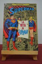 SUPERMAN- LA VITA DI SUPERMAN