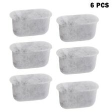 6 Pcs/Set Charcoal Water Filters for Breville Coffee Machine Water Dispenser