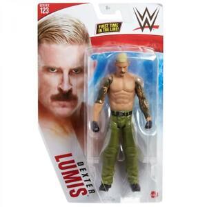 WWE Mattel Dexter Lumis Series 123 Basic Figure