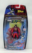 The Batman Animated Series EXP Zap Snap Batman Mattel NIP 4+ 2006 5 inch S195-7