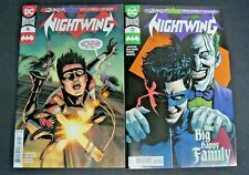 DC UNIVERSE NIGHTWING # 73 AND DC UNIVERSE NIGHTWING # 74 TWO BOOK LOT