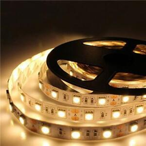 LED Stripe 5630 SMD Streifen Band Warmweiß Kaltweiß Licht Lichterkette 12V 5-20m