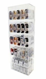 160 CT Aqvaze X Cell Phone Accessories Display Rack Chargers Cables Wholesale HD