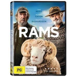 RAMS (2020) : NEW DVD