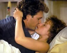 Dirty Dancing Patrick Swayze Bed Scene 10x8 Photo