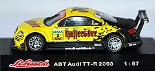 Abt Audi TT-R DTM 2003 hasseröder Abt #2 1:87 Schuco