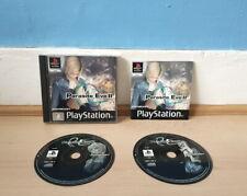 Parasite Eve II PlayStation Black Label Complete VGC