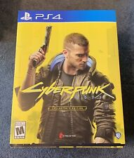 Cyberpunk 2077 Collector's Edition PS4[New Unopened] Console