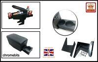 Car Interior Center Console Armrest Storage Box Black For Toyota Rav4 Avensis