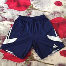 Mens Blue Adidas Climalite Shorts Size S