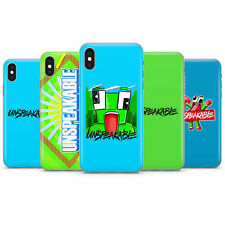 UNSPEAKABLE YOUTUBER PHONE CASE COVER FOR IPHONE 5 6 7 8 X 11 Pro Max