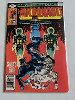 Micronauts #11 November 1979 Marvel Comics HIGH GRADE
