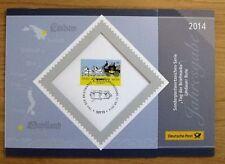 Ungeprüfte Briefmarken aus der BRD (ab 2000) als Spezialsammlung