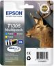 Original Epson Multipack Cyan / Magenta / Gelb C13T13064012 T1306