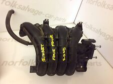 Smart Fourfour Inlet Manifold 2005