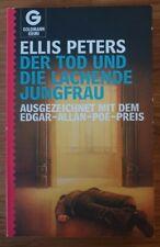 Goldmann Krimi Klassiker  Ellis Peters  Der Tod und die lachende Jungfrau.