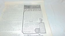 1911 Original International Harvester And Studebaker And Other Advertising