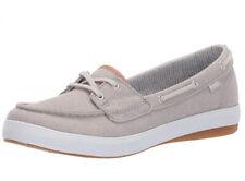 Keds Women's Charter Chambray Sneaker In Light Gray Size 8.5, US, M
