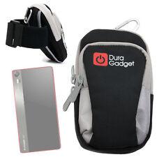 Neoprene Sports Armband Case for Doro EasyPhone 609 / Liberto 820 / 820 Mini