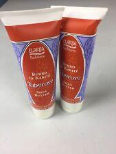 2  Perlier Elariia Tuberose Shea Butter Moisturizing Shower Bath Cream 8.4 fl oz