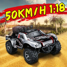 1:18 RC Monste Truck Ferngesteuertes Auto Geländewagen Off-Road Car USB LKW Gift