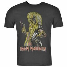 Iron Maiden Amplified Regular Size T-Shirts for Men