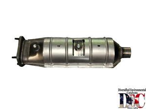 Catalytic Converter   DEC Catalytic Converters   FOR851103T