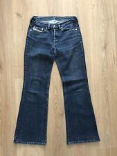 DIESEL DAZE MOD Bootcut Jeans W28 L28 No Back Pockets