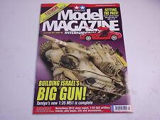 Tamiya Model Magazine 2012 Apr - Tamiya 1/35 T-55 Enigma / M51