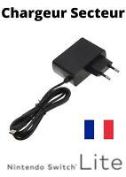 Chargeur secteur pour console portable Nintendo Switch Lite (Uniquement pr Lite)