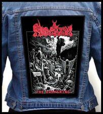 MERCILESS - The Awakening  --- Huge Jacket Back Patch Backpatch