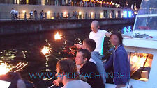Jugendweihe Feier auf dem Wasser inkl. Kaffee & Kuchen - PartyYacht - Partyraum