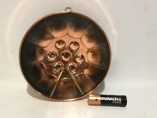 Small Decorative Copper Steel Drum Hand Pan Wall Hanging Ornament