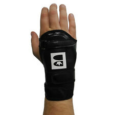 New Brunswick RIGHT Hand Small Pro Source Deluxe Bowling Wrist Guard band Glove