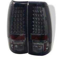 Spyder LED Tail Lights Smoke For 99-02 Chevy /99-06 GMC #5002082
