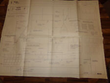 Model Boat Plan; Boxer, A Nice 24 Inch Fishing Trawler Styled Vessel. 2 Sheets
