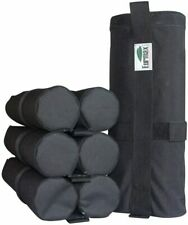Weight Bags for Pop Up Canopy Outdoor Shelter Sand Bags Set of 4