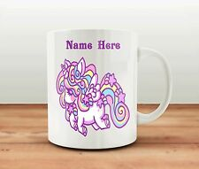 Unicorns Are Awesome 10oz Mug Personalised Mug Cup ideal Gift